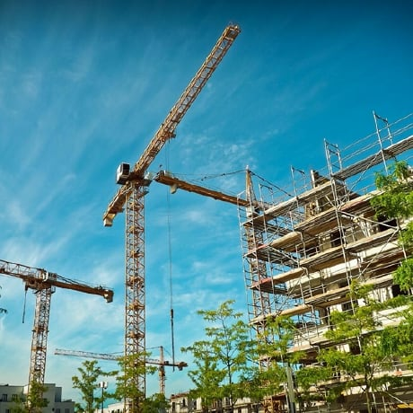 New Construction, Commercial Real Estate Properties, and Residential Additions