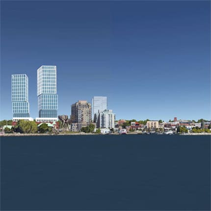 City of Barrie Skyline